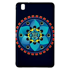 Abstract Mechanical Object Samsung Galaxy Tab Pro 8.4 Hardshell Case