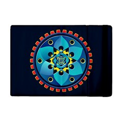 Abstract Mechanical Object Ipad Mini 2 Flip Cases