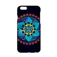 Abstract Mechanical Object Apple Iphone 6/6s Hardshell Case