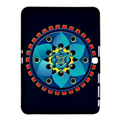 Abstract Mechanical Object Samsung Galaxy Tab 4 (10 1 ) Hardshell Case