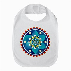 Abstract Mechanical Object Bib