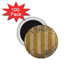 Wall Paper Old Line Vertical 1.75  Magnets (100 pack)