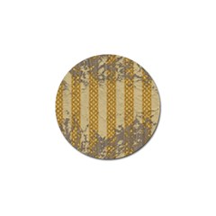 Wall Paper Old Line Vertical Golf Ball Marker