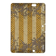 Wall Paper Old Line Vertical Kindle Fire HDX 8.9  Hardshell Case