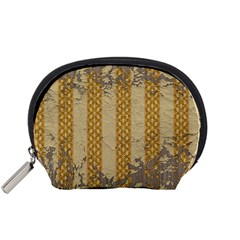 Wall Paper Old Line Vertical Accessory Pouches (Small)