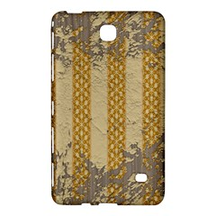 Wall Paper Old Line Vertical Samsung Galaxy Tab 4 (7 ) Hardshell Case