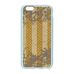 Wall Paper Old Line Vertical Apple Seamless iPhone 6/6S Case (Color)