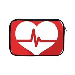 Cardiologist Hypertension Rheumatology Specialists Heart Rate Red Love Apple Ipad Mini Zipper Cases