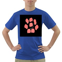 Craft Pink Black Polka Spot Dark T-Shirt