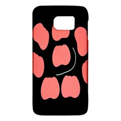 Craft Pink Black Polka Spot Galaxy S6
