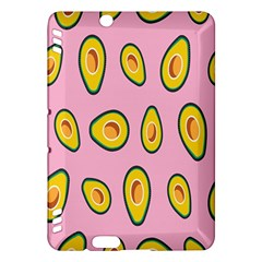 Fruit Avocado Green Pink Yellow Kindle Fire HDX Hardshell Case