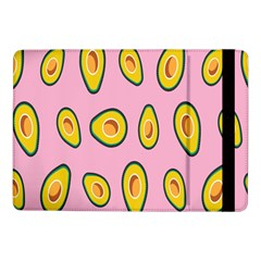 Fruit Avocado Green Pink Yellow Samsung Galaxy Tab Pro 10.1  Flip Case