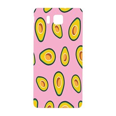 Fruit Avocado Green Pink Yellow Samsung Galaxy Alpha Hardshell Back Case