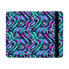 Circle Purple Green Wave Chevron Waves Samsung Galaxy Tab Pro 8.4  Flip Case