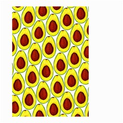 Avocados Seeds Yellow Brown Greeen Small Garden Flag (Two Sides)