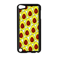 Avocados Seeds Yellow Brown Greeen Apple iPod Touch 5 Case (Black)