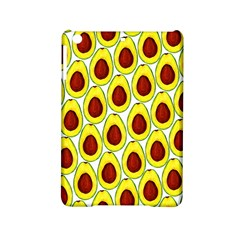 Avocados Seeds Yellow Brown Greeen iPad Mini 2 Hardshell Cases