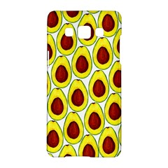 Avocados Seeds Yellow Brown Greeen Samsung Galaxy A5 Hardshell Case
