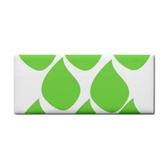 Green Water Rain Cosmetic Storage Cases