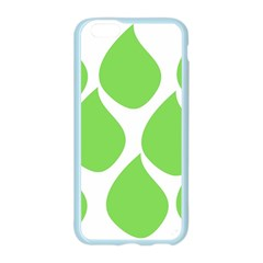 Green Water Rain Apple Seamless iPhone 6/6S Case (Color)