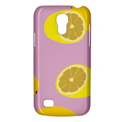 Fruit Lemons Orange Purple Galaxy S4 Mini