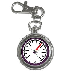 Maker Measurer Hours Time Speedometer Key Chain Watches