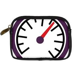 Maker Measurer Hours Time Speedometer Digital Camera Cases