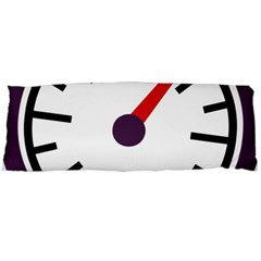 Maker Measurer Hours Time Speedometer Body Pillow Case (Dakimakura)