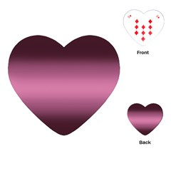 Decorative Pattern Playing Cards (heart)