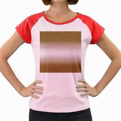 Decorative pattern Women s Cap Sleeve T-Shirt