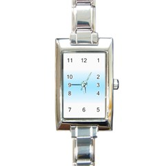 Decorative pattern Rectangle Italian Charm Watch