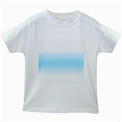 Decorative pattern Kids White T-Shirts