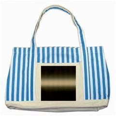 Decorative pattern Striped Blue Tote Bag