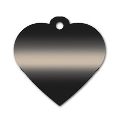 Decorative pattern Dog Tag Heart (Two Sides)