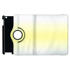 Decorative pattern Apple iPad 2 Flip 360 Case