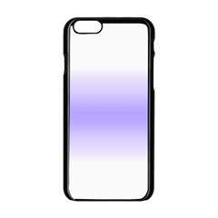 Decorative pattern Apple iPhone 6/6S Black Enamel Case