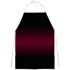 Decorative pattern Full Print Aprons