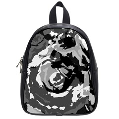 Abstract art School Bags (Small)