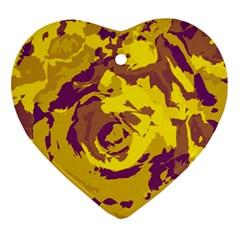 Abstract art Ornament (Heart)