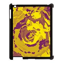 Abstract art Apple iPad 3/4 Case (Black)