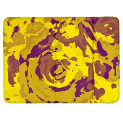 Abstract art Samsung Galaxy Tab 7  P1000 Flip Case