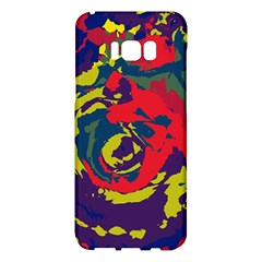 Abstract Art Samsung Galaxy S8 Plus Hardshell Case