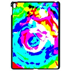 Abstract Art Apple Ipad Pro 9 7   Black Seamless Case