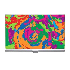 Abstract art Business Card Holders