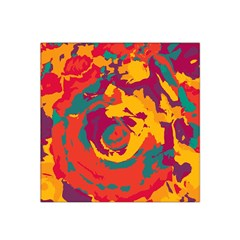 Abstract art Satin Bandana Scarf
