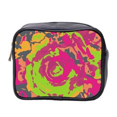 Abstract art Mini Toiletries Bag 2-Side