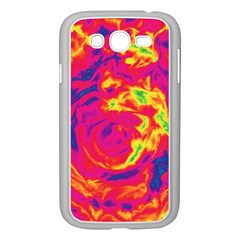 Abstract art Samsung Galaxy Grand DUOS I9082 Case (White)