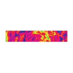Abstract Art Flano Scarf (mini)