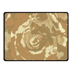 Abstract art Fleece Blanket (Small)