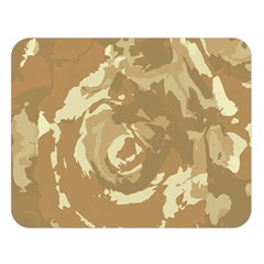 Abstract art Double Sided Flano Blanket (Large)
